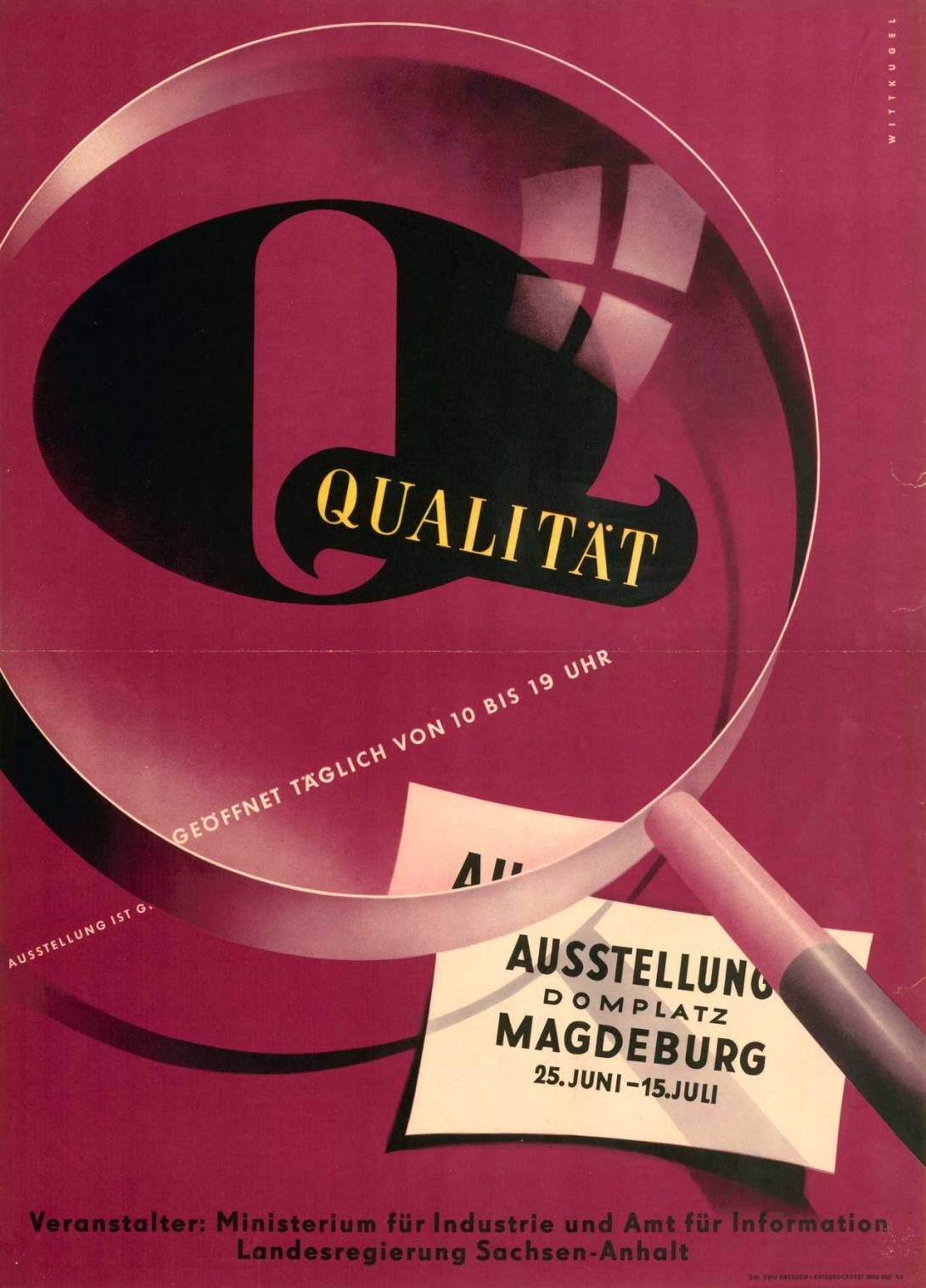 Wittkugel-1950-Qualitaet